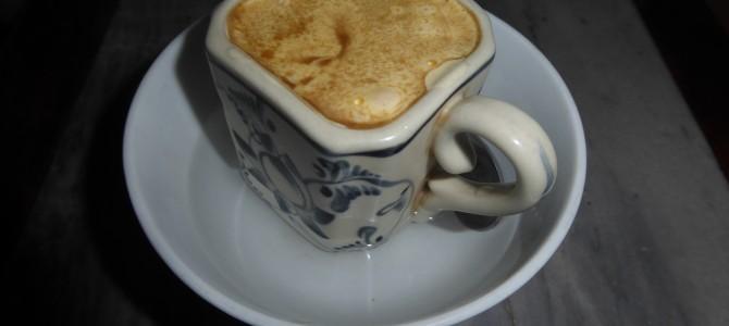 Hanoi : Egg Coffee
