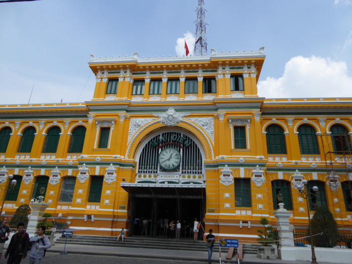 The most beautiful post office in the world?