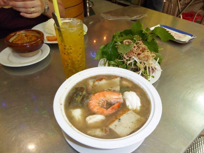 Bun Mam Chau Doc – the best fish soup in the world!