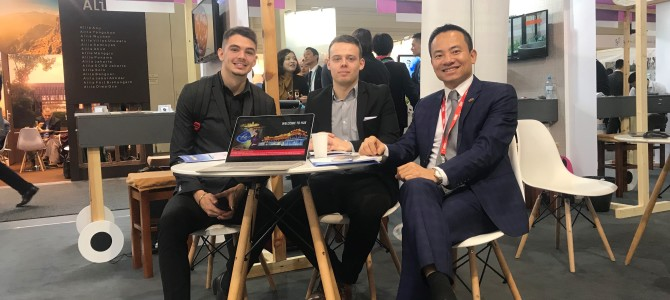 ITB 2019 – Journey to the West