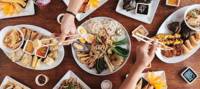 Must Try Foods in Thailand