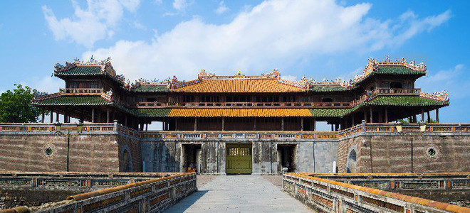 Stunning Beauty of Hue Imperial City