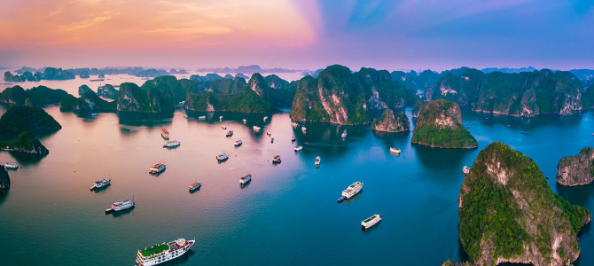 What You Need For A Trip To Ha Long Bay In Vietnam