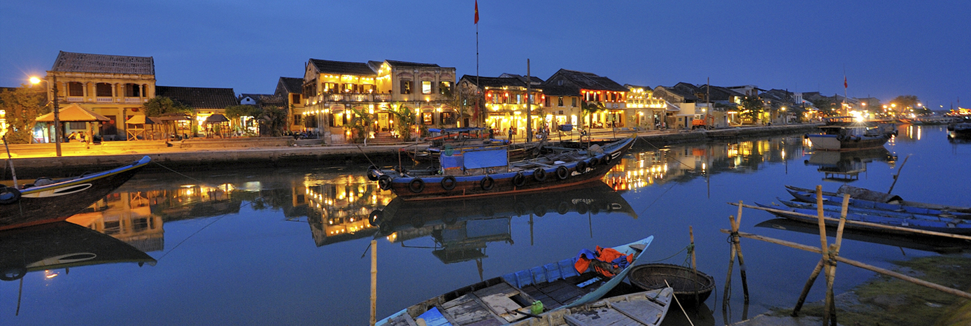 Hoi An Ancient Town - Ancient City On The River