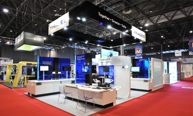 Exhibition management services