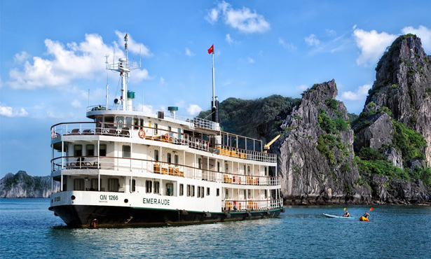 Emeraude Classic Cruise 2 Days/1 Night