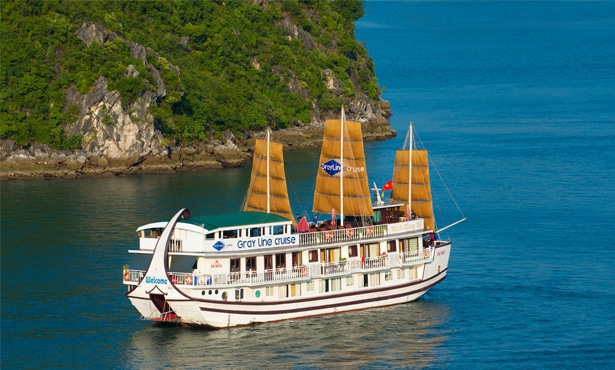Gray Line Cruise 3 Days/2 Nights