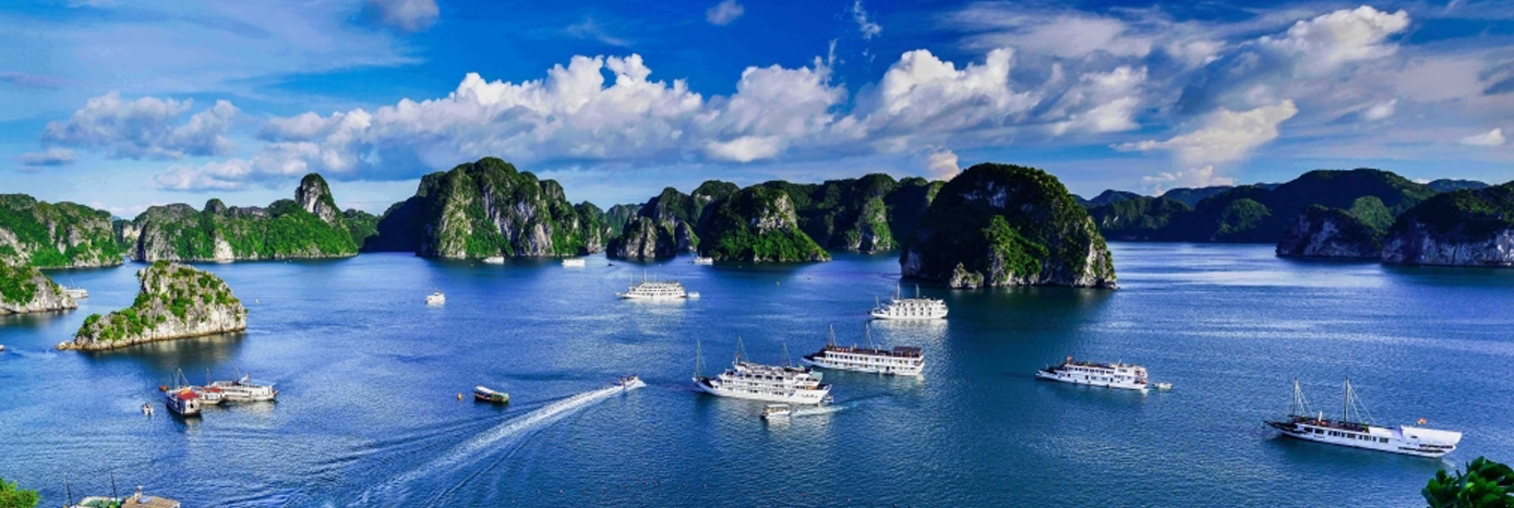 8 DAYS VIETNAM OVERVIEW WITH HALONG BAY ON JUNK